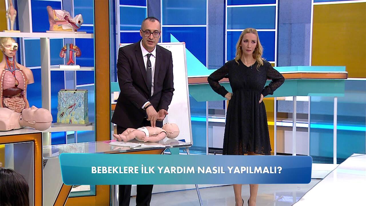 Bebeklere kalp masajı nasıl uygulanır?