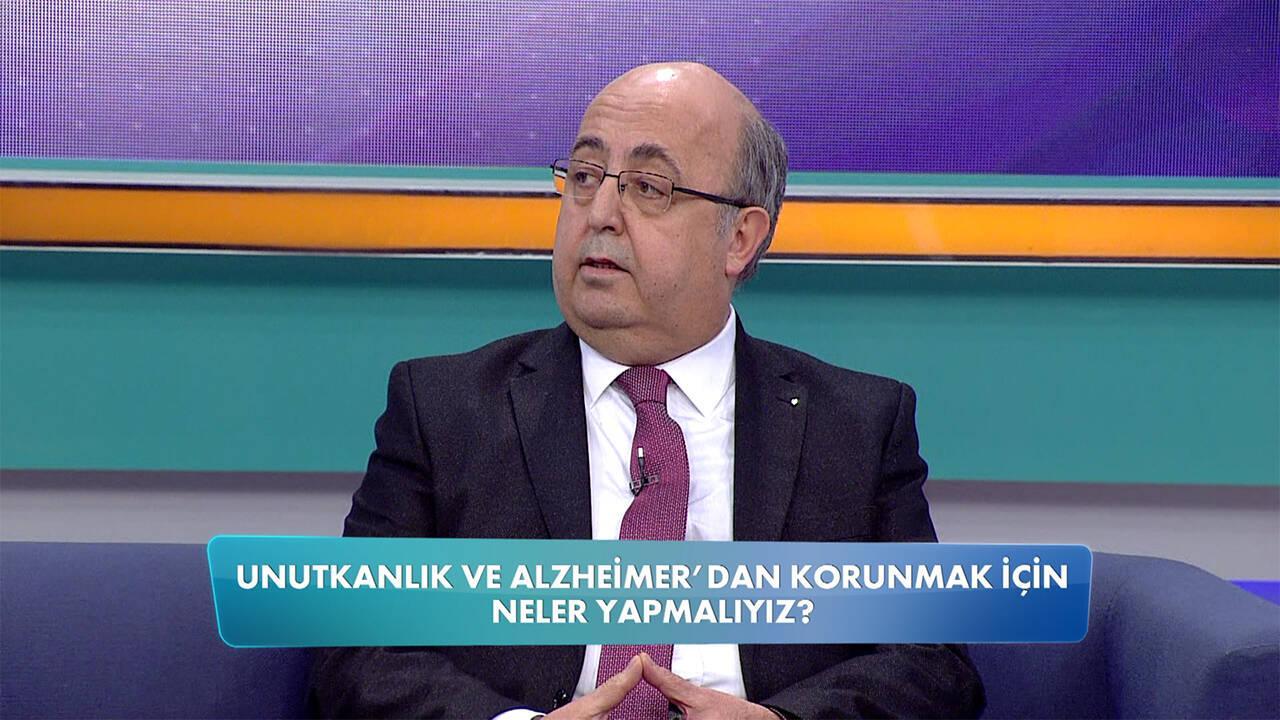 Unutkanlık ve Alzheimer'dan korunmak için ne yapmalıyız?