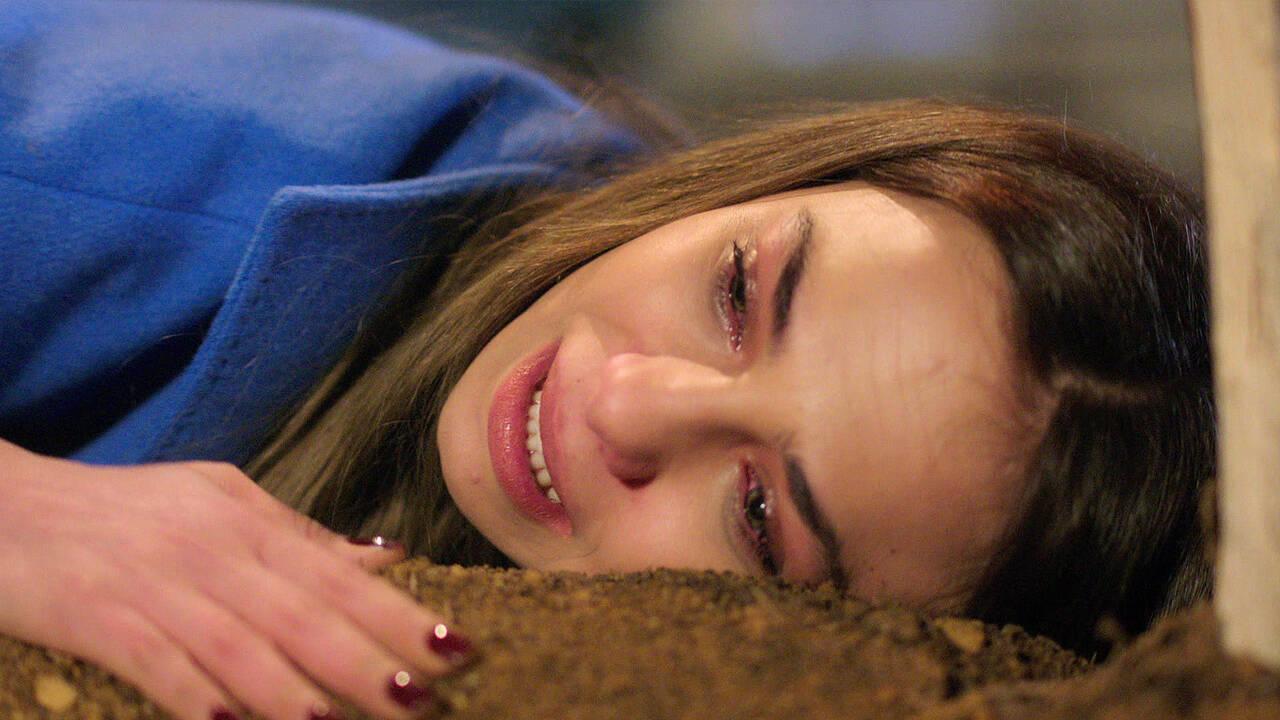 Ceren bebeğinin mezarında duygusal anlar yaşıyor!