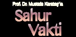 Prof. Dr. Mustafa Karataş'la Sahur Vakti