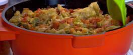 Leziz Patlıcan Közlemesi Yemeği Tarifi