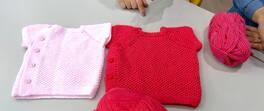 Bebek Yeleği Yapımı