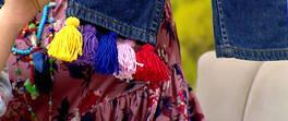 Çocuklar İçin Pantolon Süsleme Uygulaması