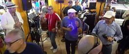 Porto Riko'da bir salsa gecesi!