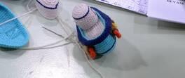Amigurumi Oyuncak Gemi Yapımı