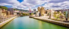 Rüya gibi bir liman şehri Bilbao