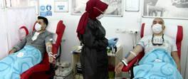 Taksiciler ve oyunculardan kan bağışı çağrısına destek