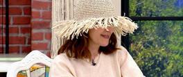 Rafya İpten Yazlık Şapka