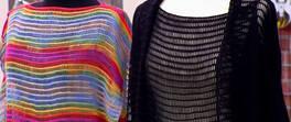 Tunus İşi Yazlık Elbise ve Yelek Yapımı