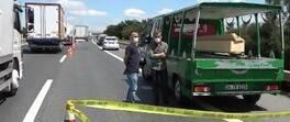 Son Dakika: Cesedi parçalayıp otoyola attılar | Video