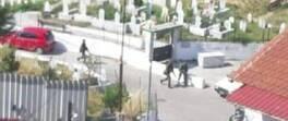 Yunan komandoları Türk köyünde tatbikat yaptı | Video