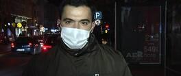 Son dakika haberi... Koronavirüs kısıtlamaları başladı! | Video