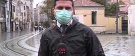 İstanbul'da meydanlar boş kaldı | Video