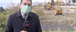 Ambarlı Mahallesi'ne 736 fore kazık çakılıyor | Video