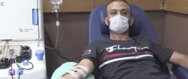Plazmalar Malatya'dan Türkiye'ye gönderiliyor | Video