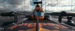 "İstanbul'dan ""Formula 1"" geçti | Video"