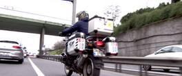 10 ayda 160 motokurye öldü   Video