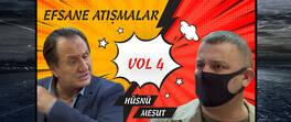 Hüsnü ve Mesut'un komik atışmaları - VOL 4