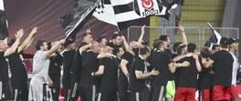 Ziraat Türkiye Kupası da Beşiktaş'ın