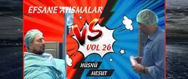 Hüsnü ve Mesut'un komik atışmaları - VOL 26