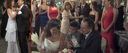 Hüsnü ve Esra evlendi!