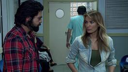 Zeynep, Murat'ı kıskanıyor