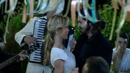 Zeynep ve Murat evlendi