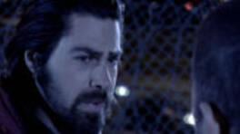 Mesut, Murat'ı ikna ediyor