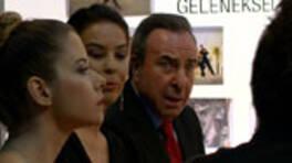 Pınar ve Ali'nin tango gösterisi