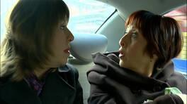 Suat ile Nazike, çalınan taksiye binince...