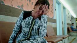 Şebnem'in hastalığı gün yüzüne çıkıyor