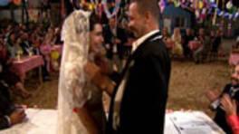 Ali ve Zilha evlendi