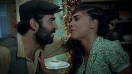 İhsan, Nuran'ı yaralıyor