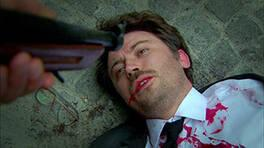 Ahmet vuruluyor