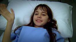 Zehra, ameliyat oluyor