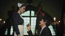 Böyle evlenme teklifi görülmedi!