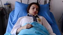 Melis, ölümcül hastalığın pençesinde