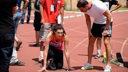 Zeynep, ilk yarışına katılıyor