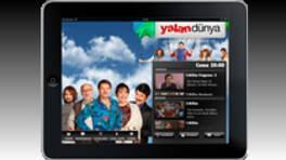 Kanal D iPad uygulaması en çok indirilen uygulama oldu