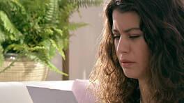 Mustafa'dan ağlatan mektup
