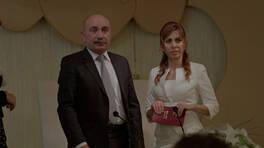 Sami ve Aynur evlendi