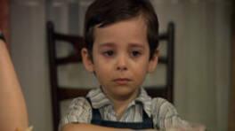 Küçük Osman tüm büyükleri ağlattı