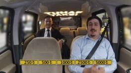 05.07.2013 / Tuhaf Taksi