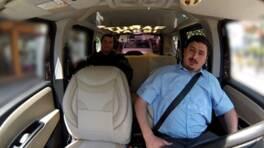 12.07.2013 / Tuhaf Taksi