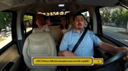 27.07.2013 / Tuhaf Taksi