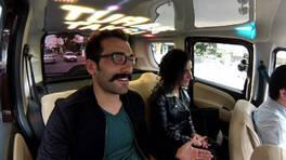 25.11.2013 / Tuhaf Taksi
