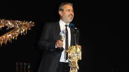 Abbas Güçlü ile Genç Bakış'a ödül