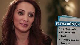 Fatma Düzgün'ün teşekkür mektubu
