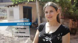 Zehra Kar'ın teşekkür mektubu