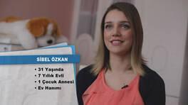 Sibel Özkan'ın teşekkür mektubu